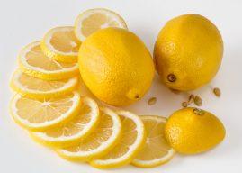 Haşlanmış Limon Diyeti İle Ayda 20 Kilo Vermeniz Mümkün